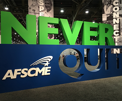 Never Quit: 42nd AFSCME International Convention