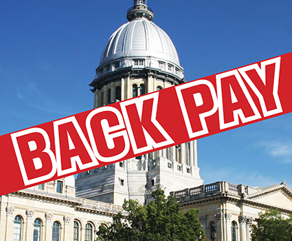 Fairness for State Workers: Back Pay Lobby Day