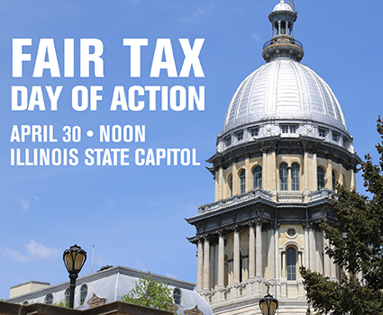 Fair Tax Day of Action: April 30